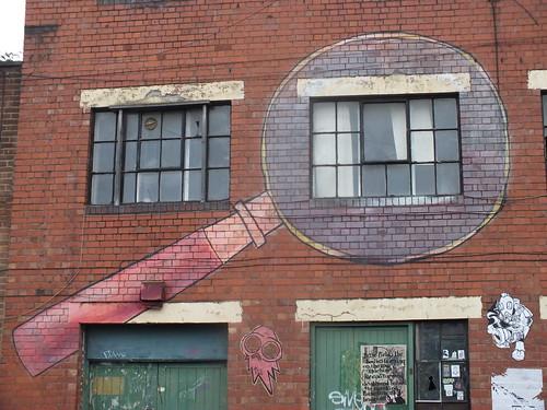 Paste-ups Birmingham