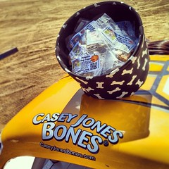 Come by the #8 #NELCAR pit at @beechridge today and get some free @caseyjonesbones #dogtreats samples! #raceday #racing #maine #MadeinNH