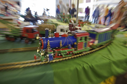 Meccano train (8372)