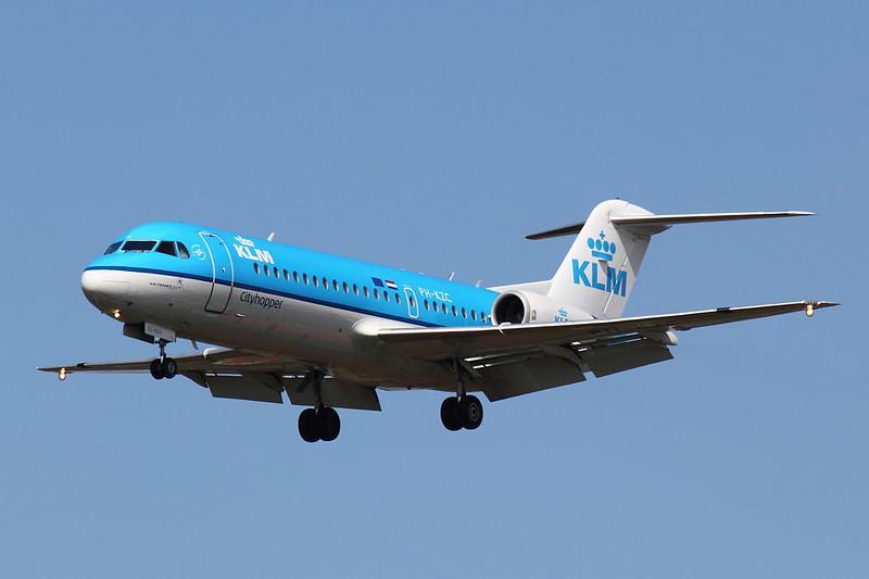 KLM - F70 - PH-KZC (1)