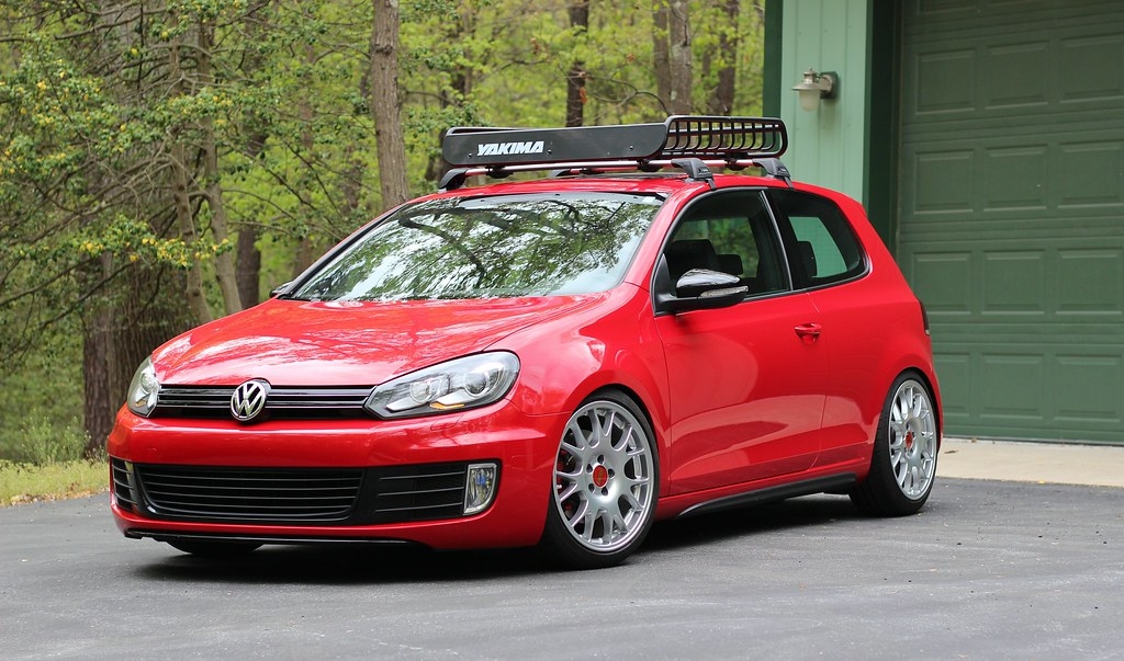 Bicycle Roof Rack For A GTI   Page 2   VW GTI MKVI Forum / VW Golf R Forum  / VW Golf MKVI Forum / VW GTI Forum   Golfmk6.com