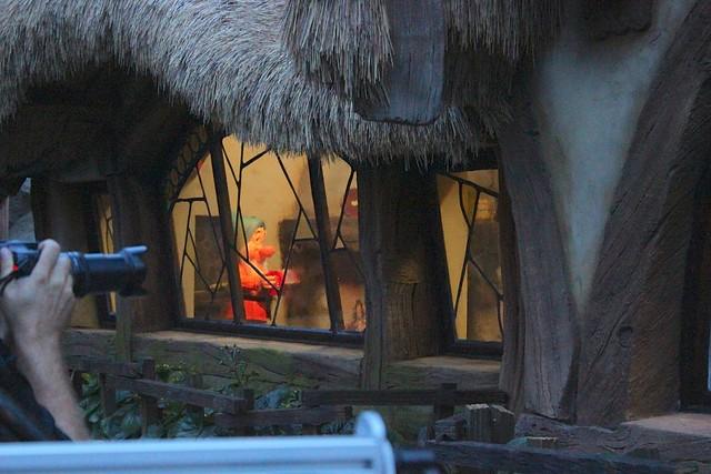 Seven Dwarfs Mine Train at Walt Disney World