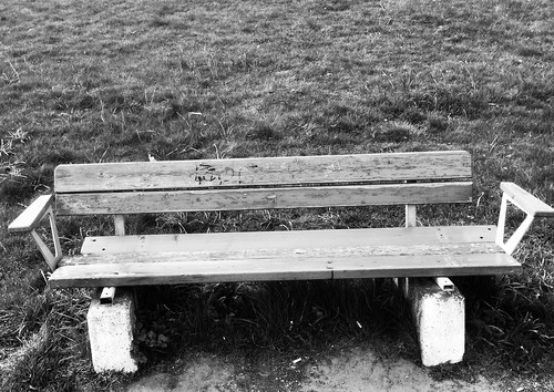 Bench - Project 365 / 126
