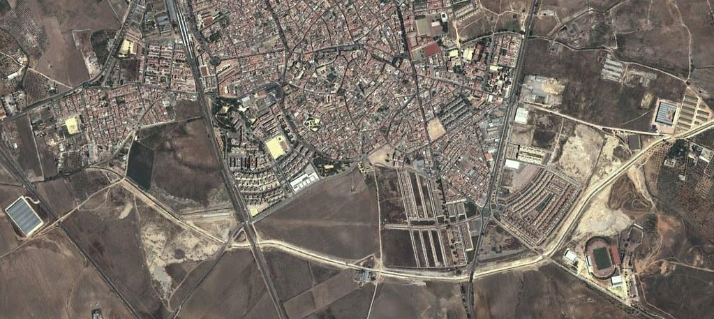 utrera, sur, sevilla, uretra, después, urbanismo, planeamiento, urbano, desastre, urbanístico, construcción, rotondas, carretera