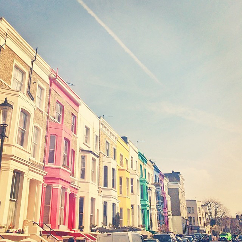 London-rainbow-houses