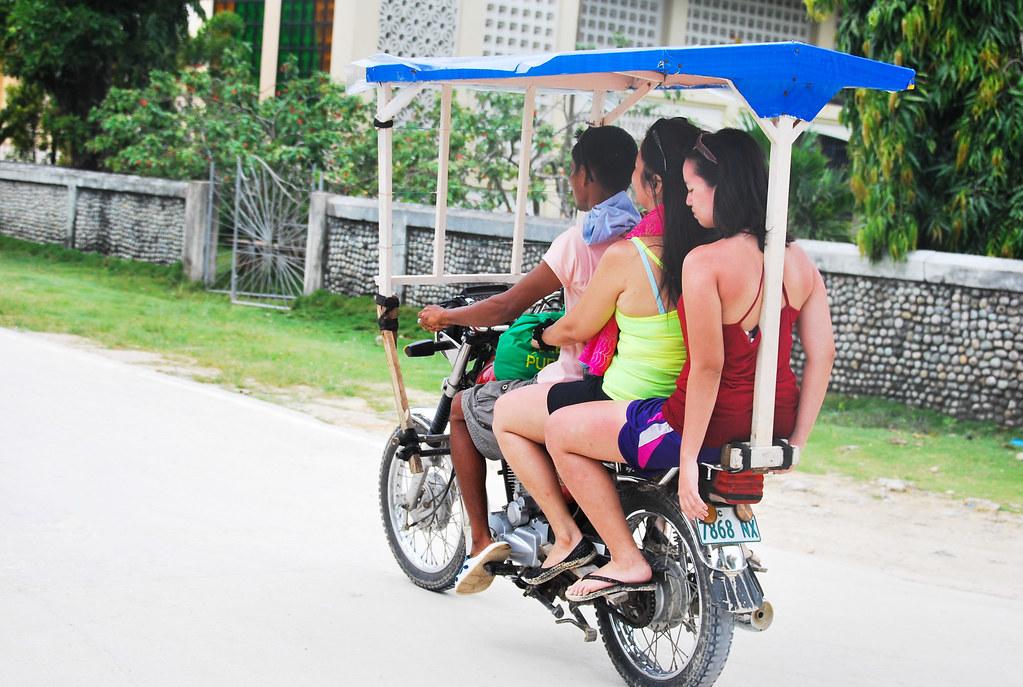 Siargao, Surigao del Norte, Surfing, Surfer, Cloud 9, Habal-Habal, Motorcycle