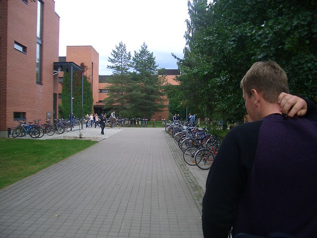 La universidad de Joensuu