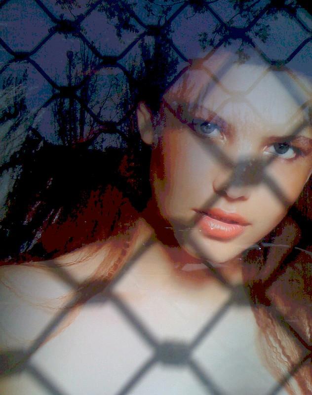 Una chica prisionera