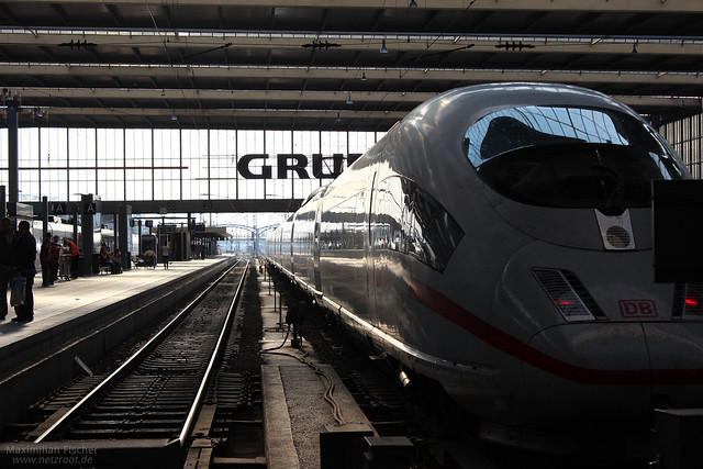 DB BR 411 ???-?, ICE-T | [DE] München Hbf | 26.04.2014