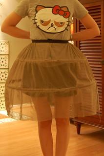 Robe de Style Hoop 10