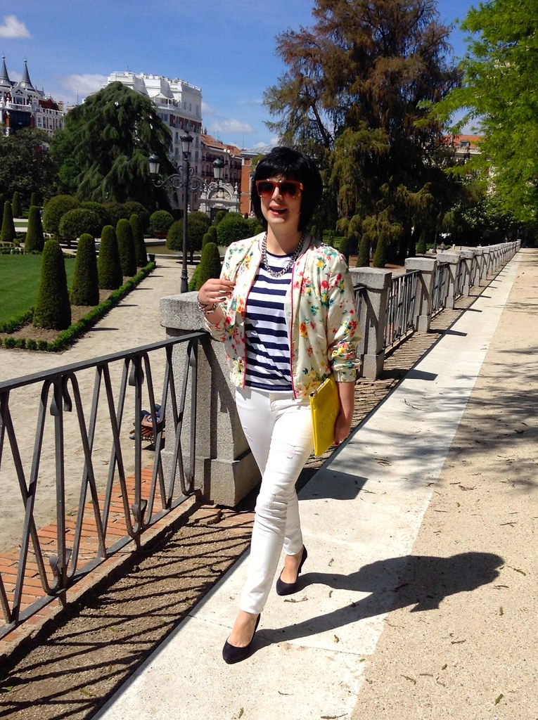 Parque del Buen Retiro, Madrid, España - Spain - Outfit of the Day - OOTD