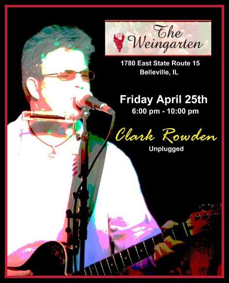 Clark Rowden 4-25-14