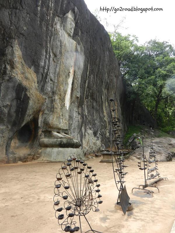 Барельефы Будды, Будурувагала, Шри Ланка