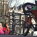 Icecream-on-amsterdam-bridge by Henry @ WorkCycles
