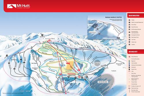 Mt Hutt Ski Area