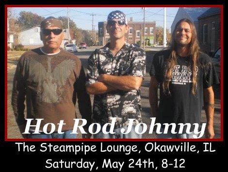 Hot Rod Johnny 5-24-14