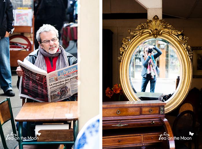 Paris fleemarket les puces saint-ouen