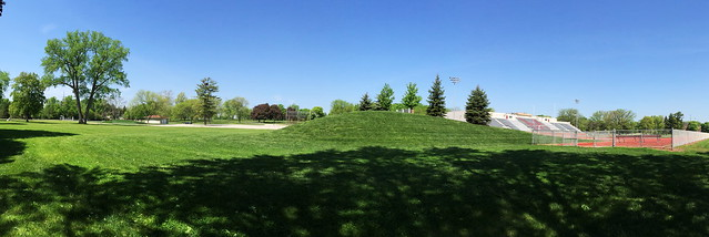 Eagle Nest and Field House pano 20140521