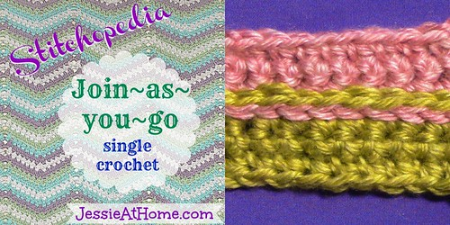 Stitchopedia-Techniques-Join-as-you-go-Single-Crochet