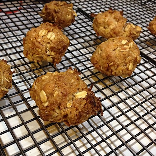 ANZAC Biscuits FTW! #food #bakimg #foodcatspens #yum