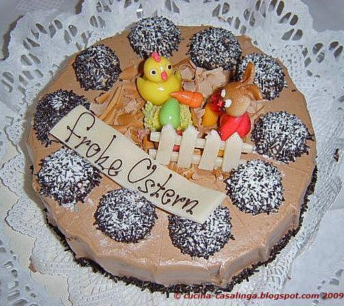 Frohe Ostern Torte klein copyr