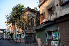 Urban decay, Kolkata, India 2013