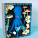 Blue Octopus Box by hine