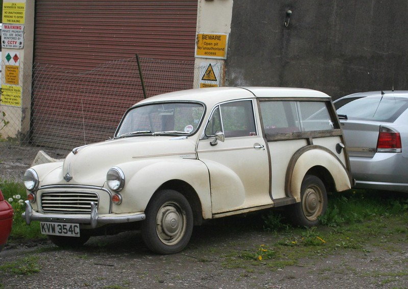 Spotted today  - Page 56 - Morris Minor Owners Club
