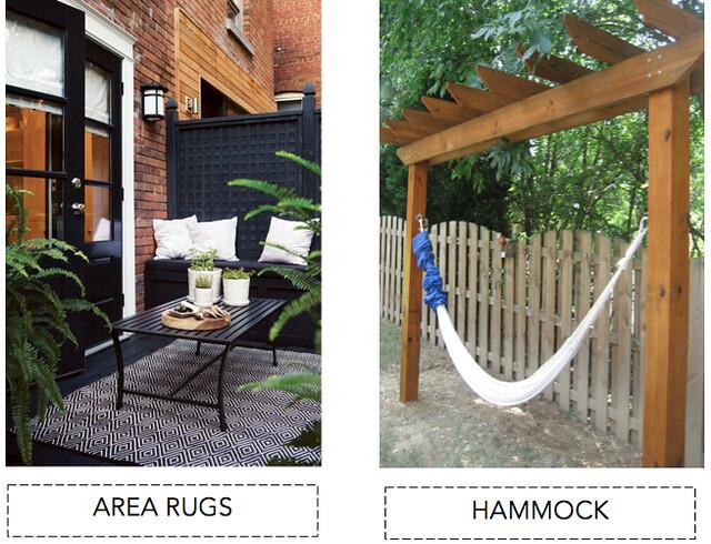 Outdoor Cozy Elements 3