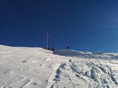Gipfelkreuz Kreuzspitze, Villgratental