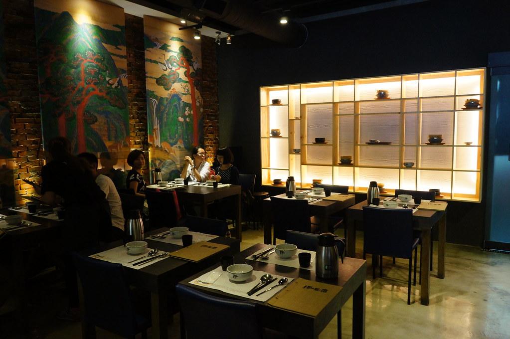 高雄-新興區-淨豆腐(中山路上)|韓國料理| 沙拉麵@田園生活