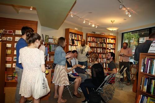 Astoria Book Swap 2014