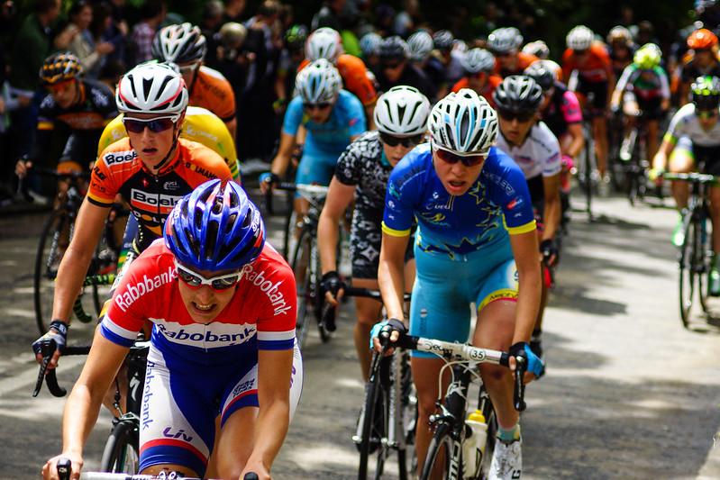 Women's Tour of Britain - Stage 4 - Cheshunt to Welwyn via Hertford-5