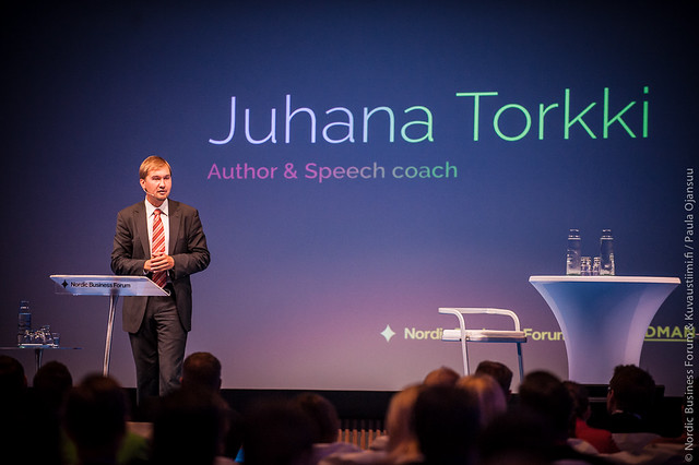 Juhana Torkki on the keys to great corporate stories