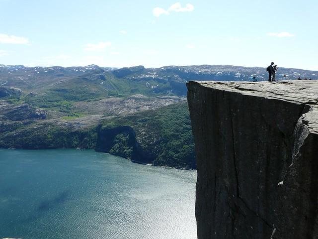 Preikestolen (El Púlpito, Noruega)