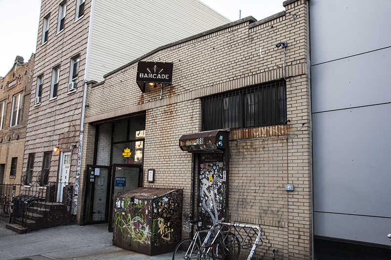 Barcade in Brooklyn
