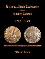 British and Irish Copper Tradesmen's Tokens