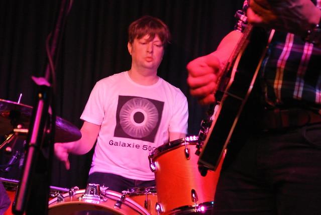 Dean Wareham at The Prince Albert in Brighton