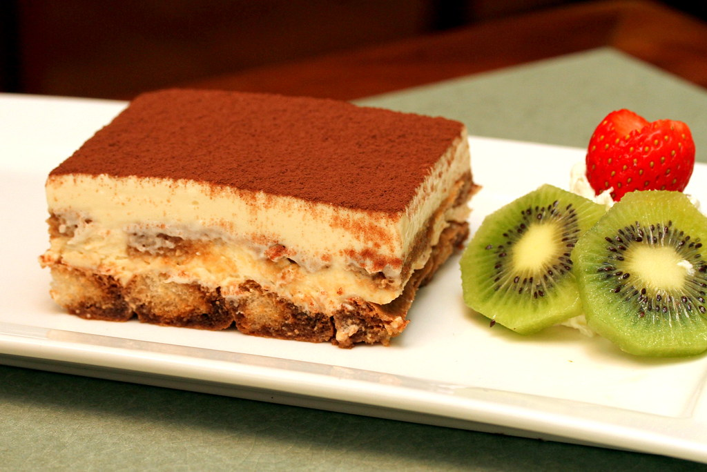 JEM Food Trail: Spageddies' tiramisu