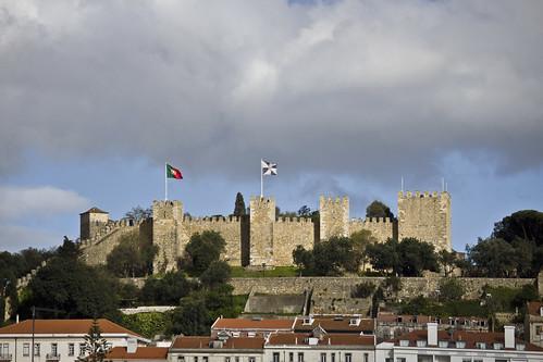 Sao Jorge Castelo, Lisbon