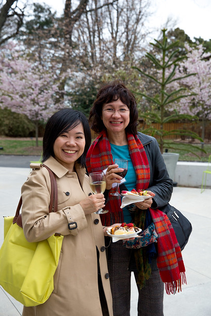 Members of BBG's President's Circle enjoyed a bevy of spring events in 2014. Photo by Dmitry Gudkov.