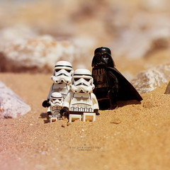 On Holiday With Uncle Darth