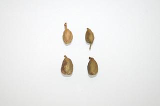 04 - Zutat Kardamom-Kapseln / Ingredient cardamom capsules