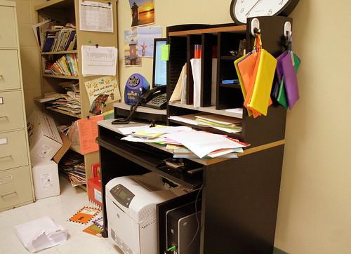 224/365 My Messy Desk