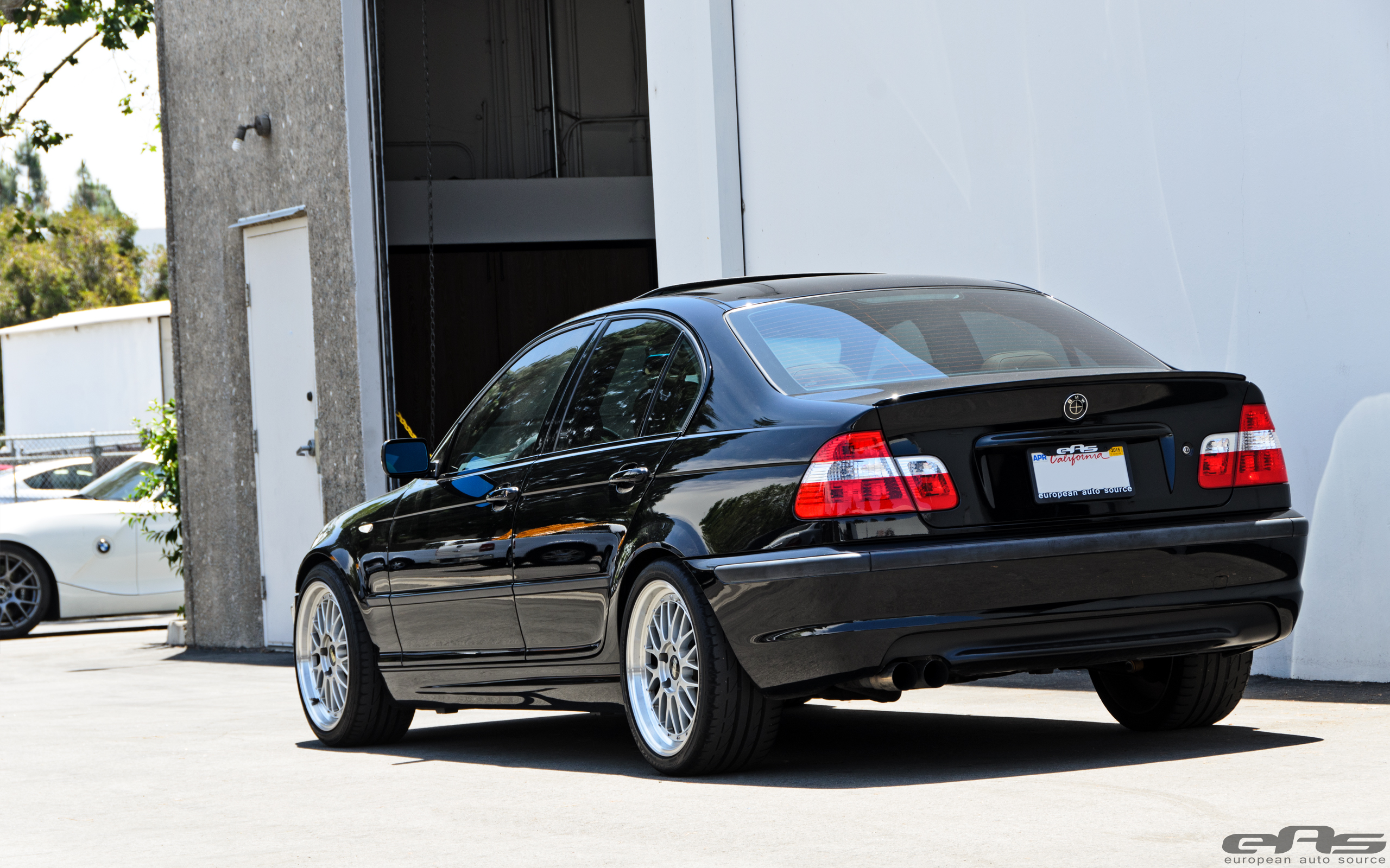 E46 330i Zhp Gets Supercharged Bmw Performance Parts Amp Services