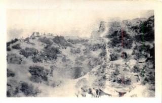 Hill slopes, Anzac Cove
