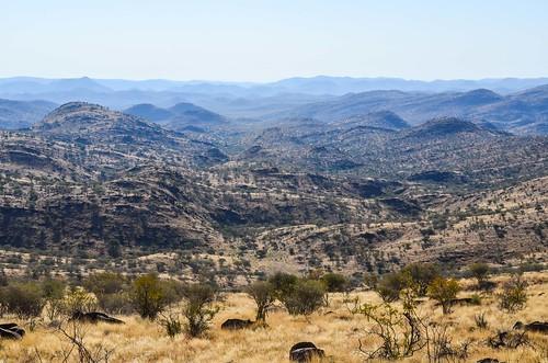 Khomas highland, Namibie