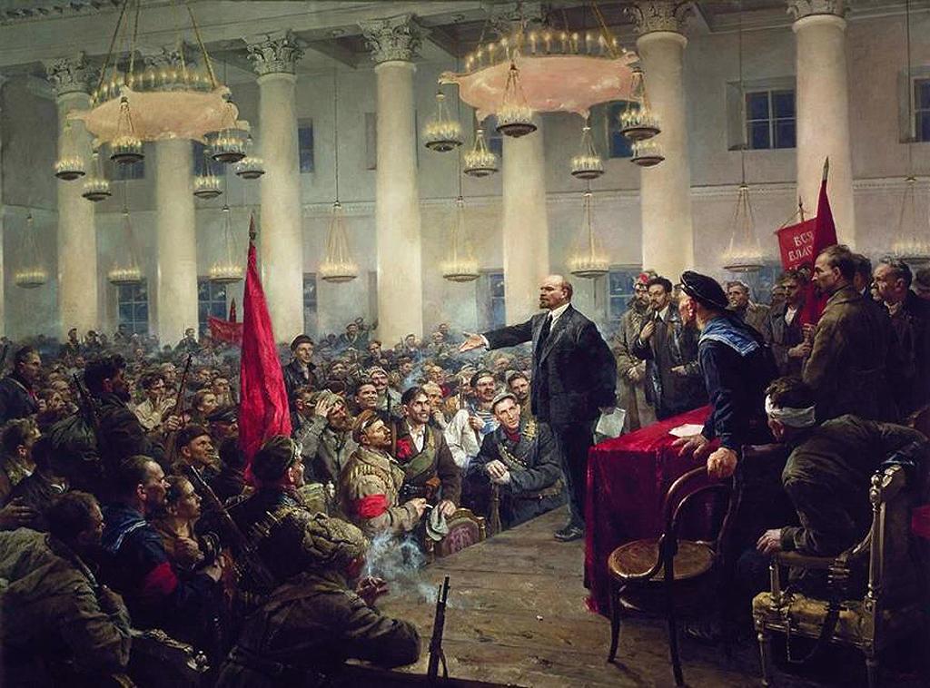 20世纪俄罗斯绘画杰作25