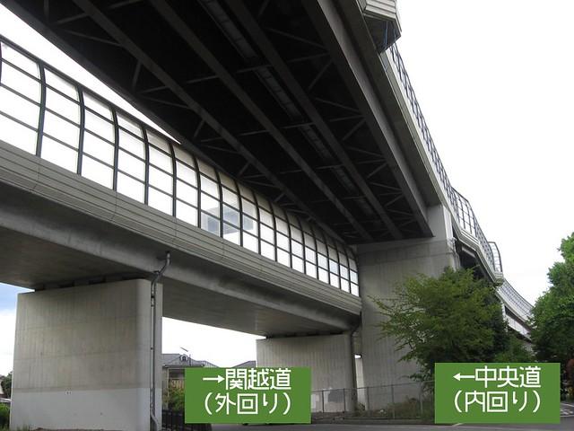 圏央道友田高架橋1