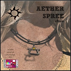 AETHER SPREE CHAIN